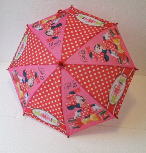 Parapluie Disney Minnie Mouse Enfants parapluie filles Minnie Mouse 65cm