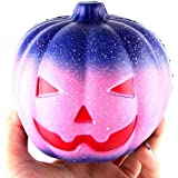 Squeeze Toy, Fansport Slow Rising Squishy Cute Pumpkin Stress Relief Toy para Niños