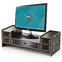 Blueidea® Supporto Aumenta per Office Desktop Computer Monitor, Supporto in