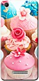 Fashionury Printed Soft Back Case Cover For Gionee Pioneer P5L -Print419145