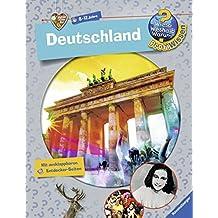 Deutschland (Wieso? Weshalb? Warum? ProfiWissen, Band 21)
