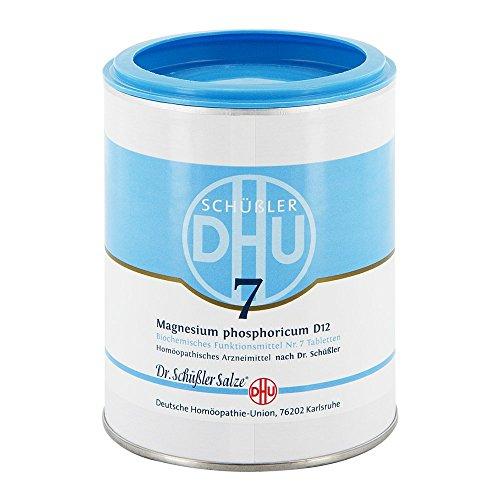 DHU Schüßler-Salz Nr. 7 Magnesium phosphoricum D12, 1000 St. Tabletten