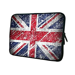 ARBUYSHOP Charming Union Jack Pattern Zipper 13