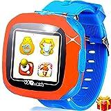 Smartwatch Bambini Orologio Digitale Touch Screen Con Telecamera Supporto Gioco Pedometro Calcolatrice Sveglie Cronometro Regalo di compleanno per bambini Regalo di Natale(10 Giochi di Puzzle)
