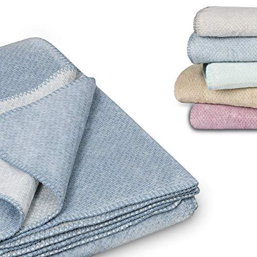 kids&me NEU! flauschige Babydecke für Jungs - Bio-Baumwolle (kbA) - Made in Germany - das perfekte Geburtsgeschenk!