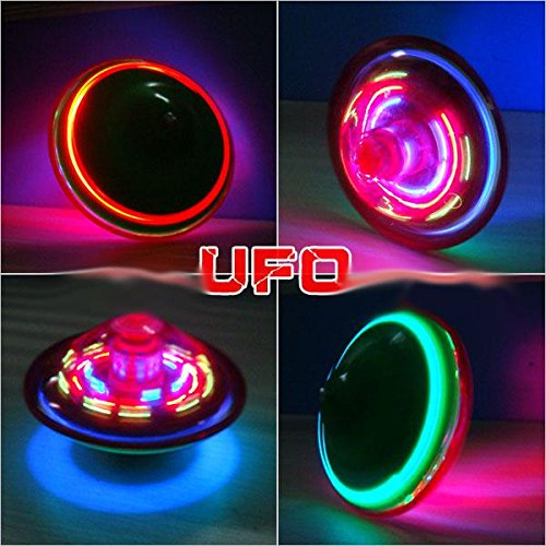 Vibgyor Vibes™ Light and sound Flash Tops with Laser Lights  available at amazon for Rs.275