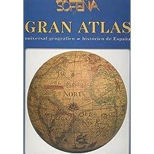 Gran Atlas Sopena Universal Geografico Historico De España