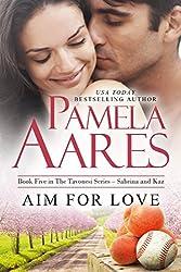 Aim For Love: (Contemporary Romance) (The Tavonesi Series Book 5)