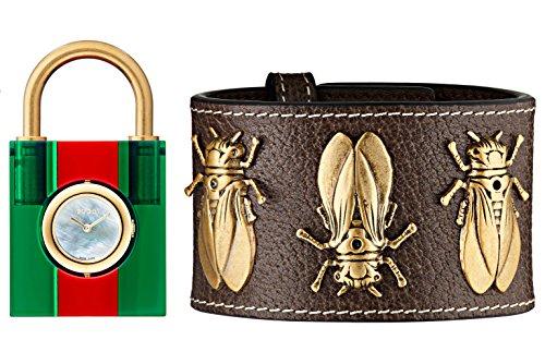 Gucci Damen-Armbanduhr YA150503