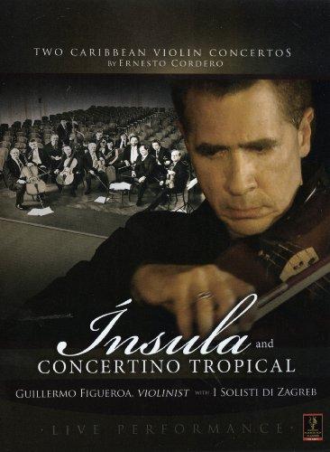 Preisvergleich Produktbild Cordero: Insula / Concertino Tropical (Fleur De Son: FDS 58015) [UK Import]