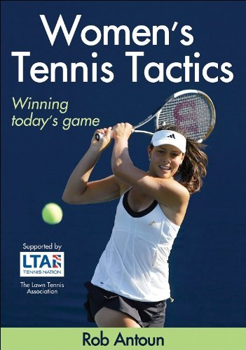 Women's Tennis Tactics por Rob Antoun