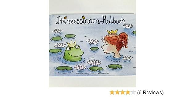 Grätz Verlag Mini Malbuch Prinzessin: Amazon.de: Spielzeug