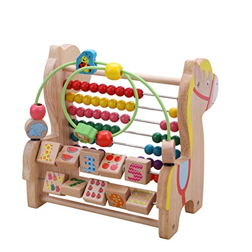 Juguetes de bebé, Juguetes educativos de Cuentas de bebé...