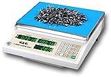 G&G TJ-Baureihe, verschiedene digitale Zählwaagen ab 0,1g bis 30kg