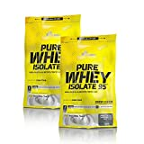Olimp Pure whey Isolate 95 2 x 600g Beutel Vanille