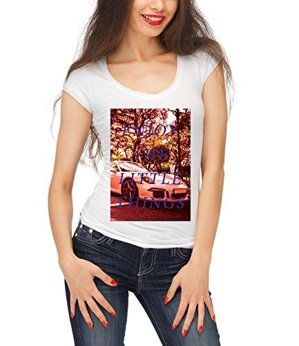 billion-group-enjoy-small-things-in-life-womens-megan-crew-neck-t-shirt-blanc-x-large