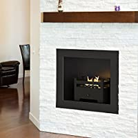 Imagin ARKLE Free Standing Bio-Ethanol Fireplace