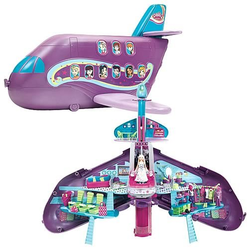 mega-jumbo-jet-da-76-cm-polly-pocket-mattel-l1902-introvabile