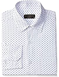 Diverse Men's All Over Printed Regular Fit Formal Shirt