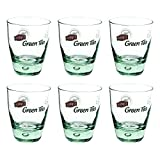 Best Lipton Tea Cups - Lipton Green Tea Glasses Set of 6 Glass Iced Review