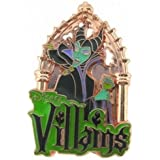 Alcoa Prime 2012 Disney Halloween Party Villains Mystery Collection Maleficent ONLY Pin