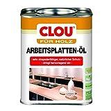 750ml Clou Arbeitsplatten-Öl für Küchenarbeitsplatten und Tischplatten