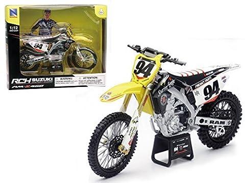 Suzuki RM-Z 450 #94 Ken Roczen Motorrad Modell 1/12 by Neu Strahl 57747