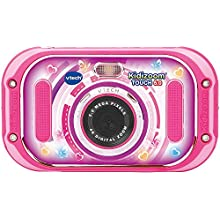 VTech 80-163554 Kidizoom Touch 5.0 Pink Children's Digital Camera for Children Children's Digital Camera Multi-Coloured