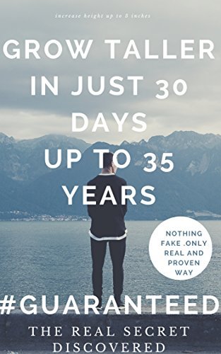 Growing Taller Secrets Book