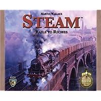 Steam Game Rails to Riches
