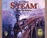 Mayfair Games MFG04551 - Brettspiele, Steam