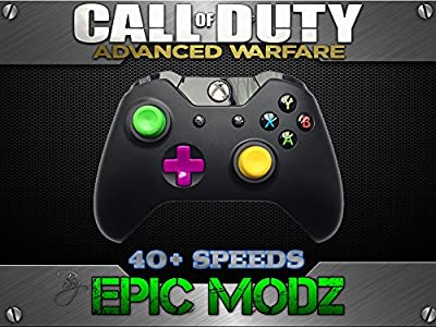 Epic Modz Modded Multicolour Controller
