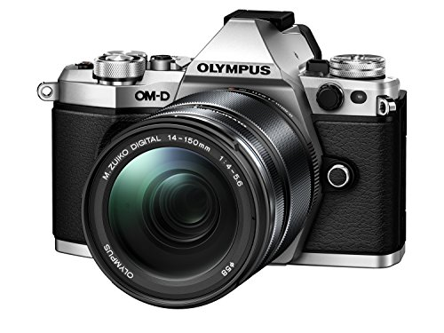 Olympus OM-D E-M5 Mark II + M.ZUIKO ED 14-150mm (Kit) Silver
