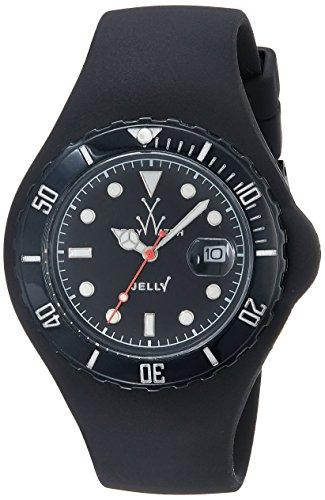 SWISS LEGEND JTB02BK - Reloj, correa de goma color negro
