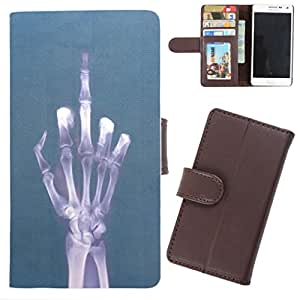DooDa - For Motorola Moto X PU Leather Designer Fashionable Fancy Wallet Flip Case Cover Pouch With Card, ID & Cash Slots And Smooth Inner Velvet With Strong Magnetic Lock