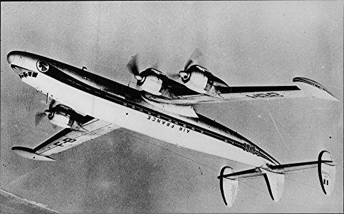 vintage-photo-of-airfrance-plane