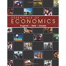 Essentials of Economics by Paul Krugman (2010-10-01)