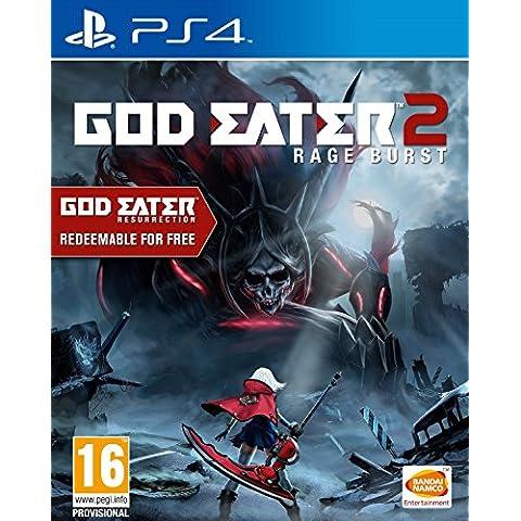 God Eater 2: Rage Burst (Includes God Eater Resurrection) (PS4) UK IMPORT