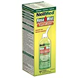 NeilMed NasaMist Hypertonic Saline Spray