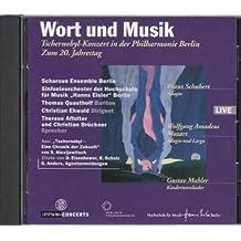 Tschernobyl-Konzert 2006 Philharmonie Berlin [Import allemand]