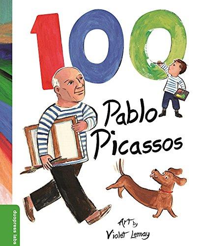 100 Pablo Picassos (English Edition) Childrens Place Blue Jean