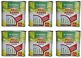 GARDOPIA Sparpaket: 6 x 500 ml Dr. Stähler Neo-Arbin Wildtierabwehr Vergrämungsmittel Duftzaun + Gardopia Zeckenzange mit Lupe