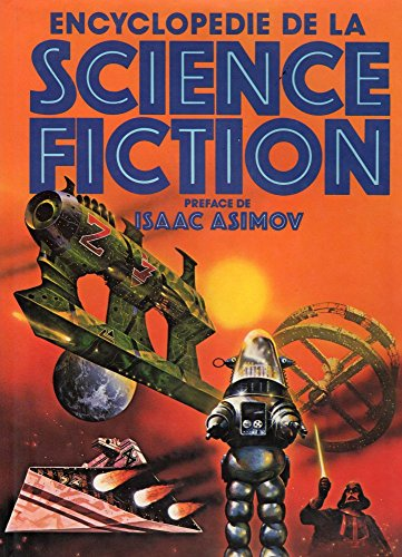 Encyclopédie de la science-fiction par Robert Holdstock