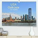 USA Ostküste Ein Road Trip(Premium, hochwertiger DIN A2 Wandkalender 2020, Kunstdruck in Hochglanz): Mit diesen Bildern erwartet Sie ein fantastisches ... (Monatskalender, 14 Seiten ) (CALVENDO Orte)