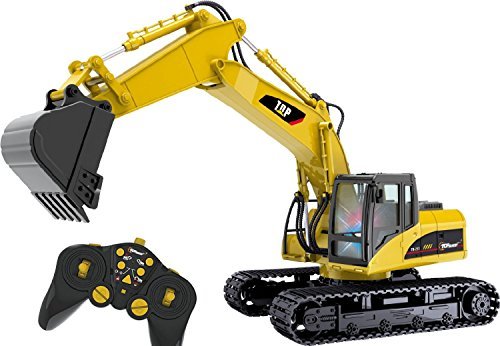 Excavadora RC Profesional