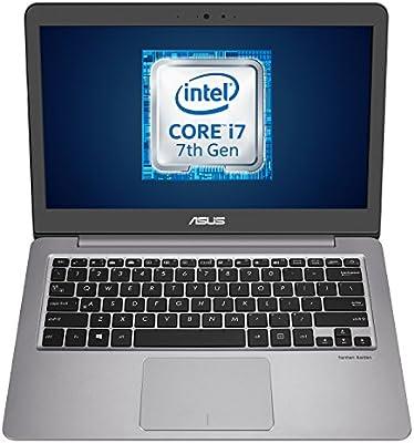 'ASUS Zenbook ux310uq-gl379t Ultrabook, 13.3FHD (1920x 1080) LED, Intel i7–7500u, 2.7GHz, SSD 512GB, 8GB RAM, tarjeta gráfica NVIDIA