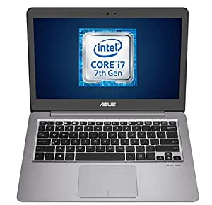 "Asus ZenBook UX310UQ-GL379T Ultrabook, Display Da 13.3"" FHD (1920 x 1080) LED, Processore Intel i7-7500U, 2.7 GHz, SSD 512 GB, 8 GB Di RAM, Scheda Grafica NVidia"