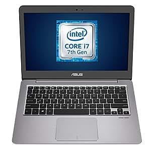"Asus ZenBook UX310UQ-GL379T Ultrabook, Display Da 13.3"" FHD (1920 x 1080) LED, Processore Intel i7-7500U, 2.7 GHz, SSD 512 GB, 8 GB Di RAM, Scheda Grafica NVidia"