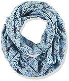 s.Oliver Damen Trilby 39.808.91.4446, Blau (Blue AOP 52b2), One Size (Herstellergröße: 1)