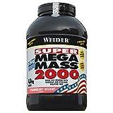 Weider Mega Mass 2000 Fresa - 4500 gr